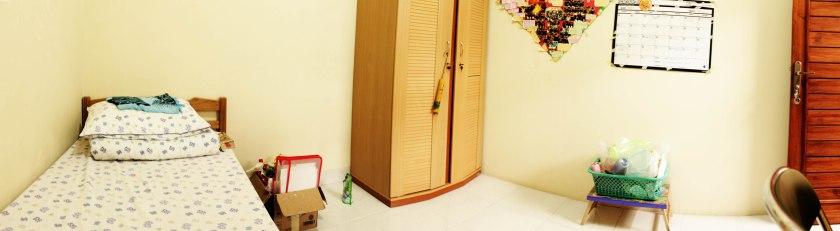 Panoramic Angle Linda Room