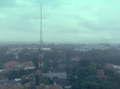 Kabut di Bandung