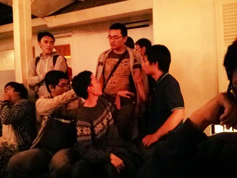 Kumpul para Hokage Game Developer Bandung