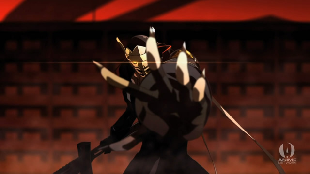 Izanagi! Persona karakter utama yang mengingatkan saya pada DIgimon imperialdramon,hehehe