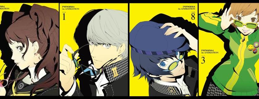Cover album OST persona 4. Kebanyakan lagu-lagunya Shoji meguro.