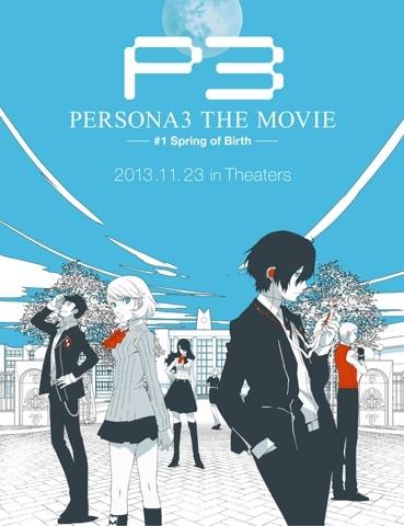 Persona 3 The Movie- Udah gak sabar nunggu kehadirannya.