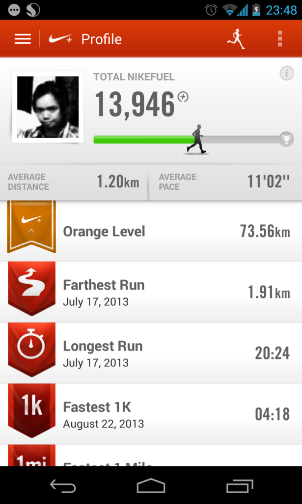 Nike Running Apps