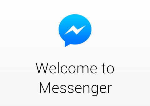 Logo baru FB messenger yang cetar membahana