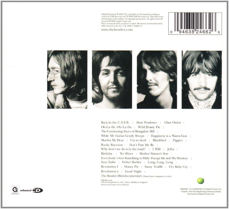 Beatles скачать white album