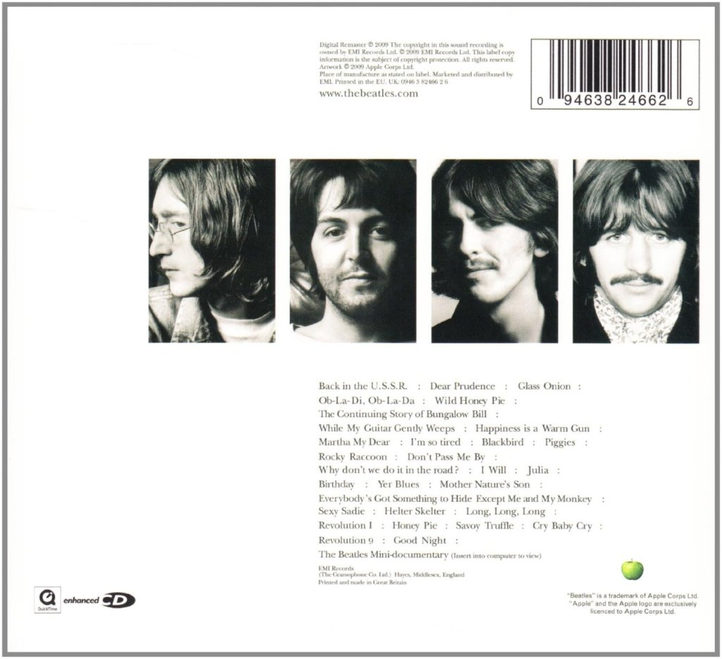 The best Beatles album
