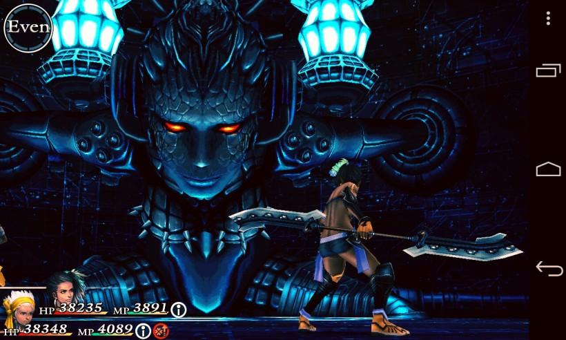 Boss terakhir ini sungguh amat sangat mudah dikalahkan kalau Anda sudah level 100 dan pakai senjata+armor terbaik.  Saya serang 4 kali langsung meninggal dia.