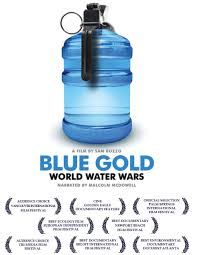 Blue Gold Movie cover