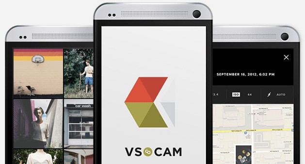 vsco-cam for Android