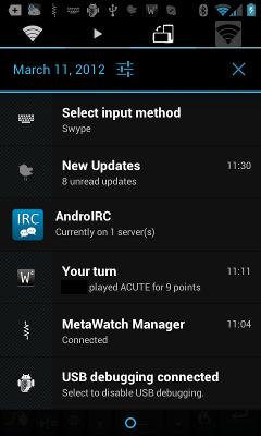 Cara melihat semua notifikasi di Android: Banyak notifikasi di android