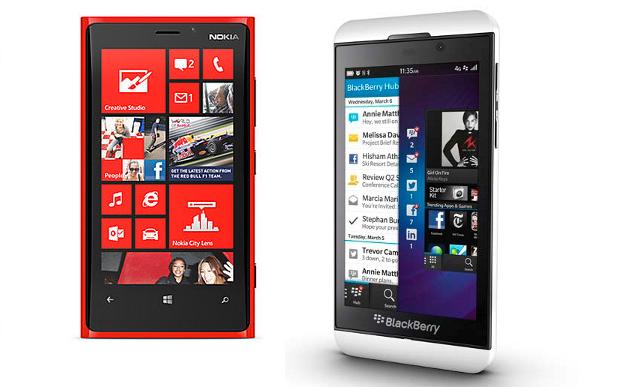 Branding:penamaan Lumia dan BlackBerry 10! Ini nih dua mantan penguasa dunia handphone. Nokia yang menguasai pasaran HP sejak akhir 90án yang kemudian di tahun 2006án dikalahkan oleh popularitas BB.