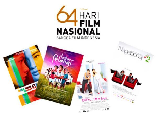 Ini nih contoh film nasional yang laku di pasaran :-)