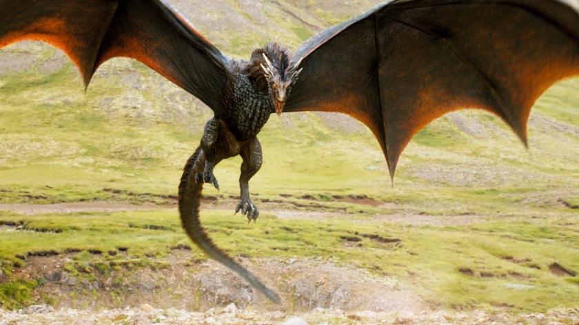 Apa yang Saya pelajari dari Game Of Thrones (GOT) season 4!: Daenerys dragon the trouble maker one