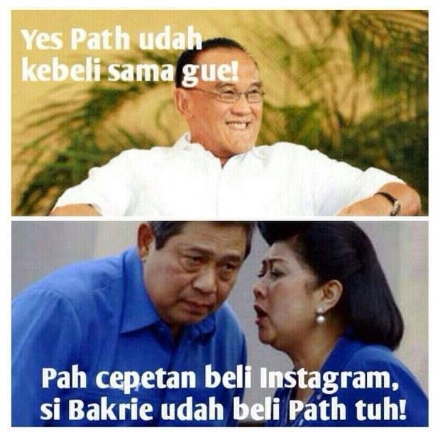 Fenomena Path di Indonesia!
