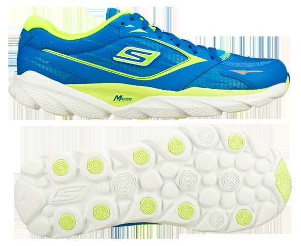 Ini dia nih penampakan sepatunya Sketcher Go Run Ride 3!