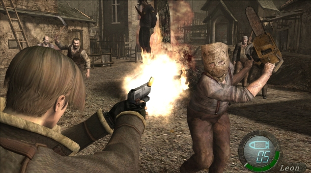 Review: Resident Evil 4 HD for PC!
