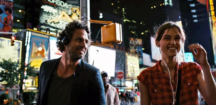 Film gak terkenal tapi bagus : Oktober 2014. Ini dia nih muka bahagia mark rufallo dan keira knightley