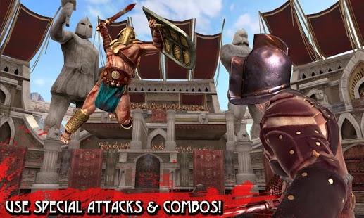 For Blood and Glory! Selama main game ini, belom pernah tuh, Saya liat musuh se lebay ini gerakannya. Ini buat promo doank kali yah?hehehe
