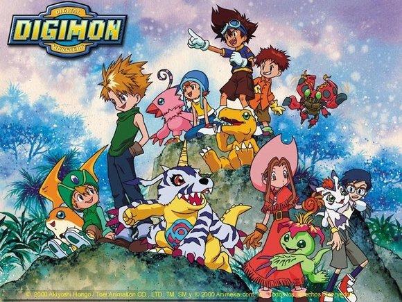 90's is the greatest anime era! Adventure s-1