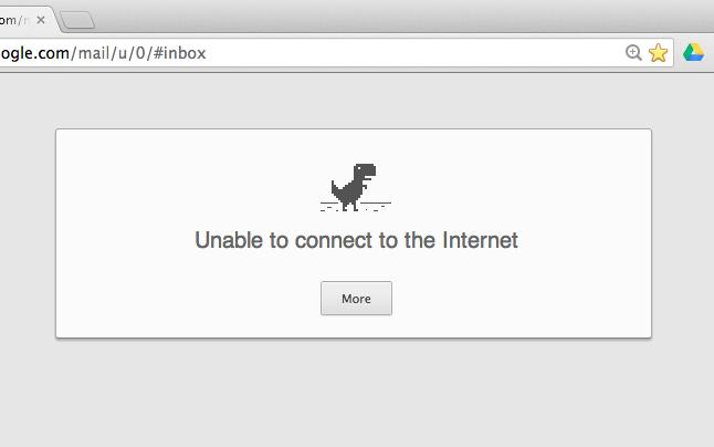 Google Chrome mendadak gak bisa nyambung internet!