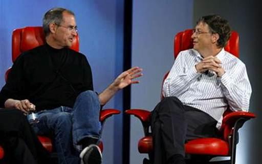 Dua tokoh tersebut di tahun 2000'an