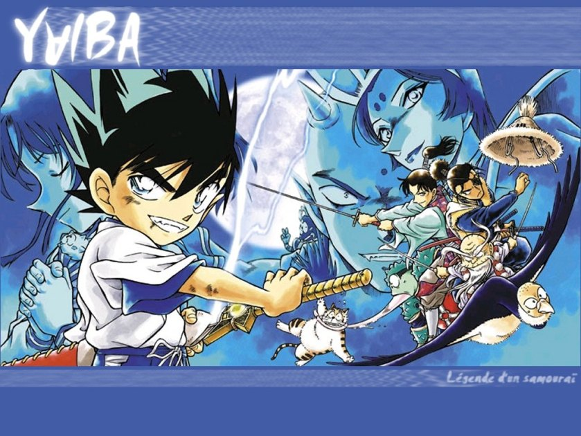 90's is the greatest anime era! :YAIBA