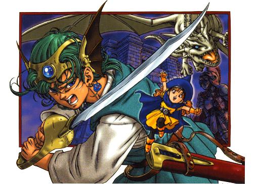3 Game J-RPG klasik yang patut dimainkan kembali! : Dragon Quest IV