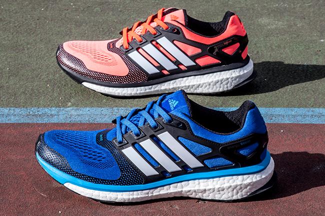 Rekomendasi sepatu lari Adidas 2014! Energy boost 2.0