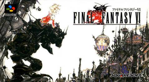 3 Game J-RPG klasik yang patut dimainkan kembali! Final Fantasy VI
