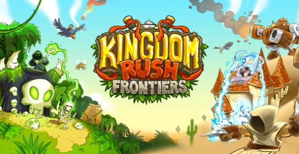Game strategi paling mantap yang pernah Saya mainkan! Ini dia Kingdom Rush!