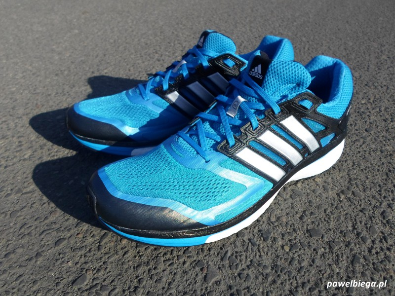 Rekomendasi sepatu lari Adidas 2014! Supernova Glide Boost 6