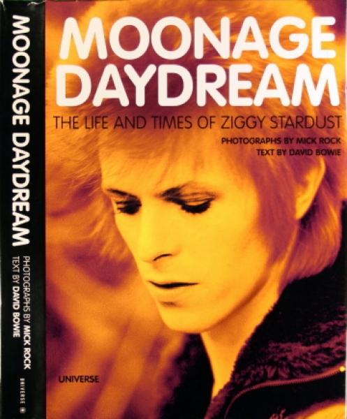 Moonage Daydream!