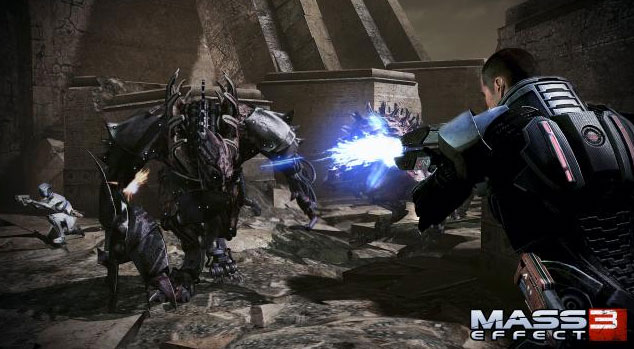 Game Developer paling berpengaruh di 2014! Bioware Mass Effect