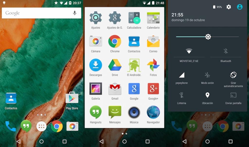 389. Tragedi Android Lollipop!Material Design: Desain terbaru Android Lollipop. Sangat warna-warni dan kalau ngeliatnya kelamaan bisa muntah pelangi,hehhe