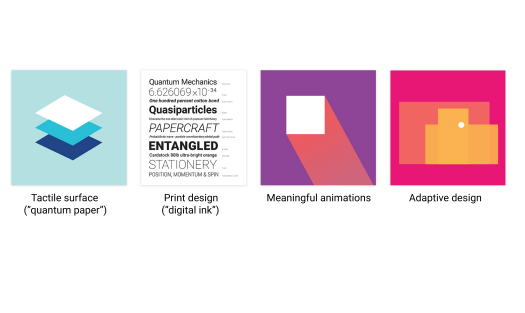 397. Catatan Google Developer Summit: Material Design! 4 prinsip Material Design