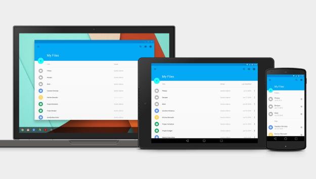 397. Catatan Google Developer Summit: Material Design! Ini dia yang dimaksud adaptive design. Sebenarnya kalau di web sudah ada sih namanya responsif desain.