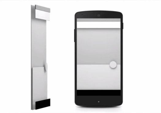 397. Catatan Google Developer Summit: Material Design! 4 prinsip Material Design. Struktur kedalaman pada material design.