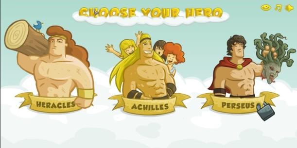 425. Clash of the Olympians review! ini nih para jagoannya: Hercules, Perseus dan Achilles