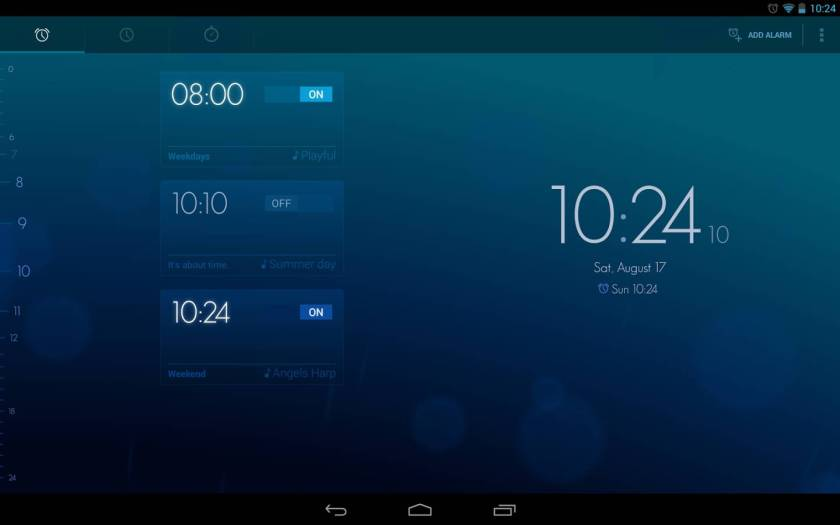 622. UX Design: Mendesain aplikasi untuk di luar ruangan! Contoh interface yang sulit di lihat di bawah sinar matahari