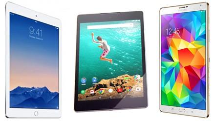 430. Ngapain sih beli tablet!? 3 tablet paling kece saat ini: ipad mini, Nexus 9 dan Galaxy tab S