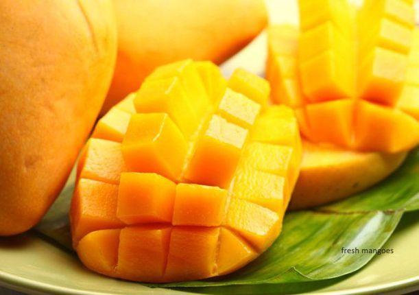 441. Tips memilih buah mangga!