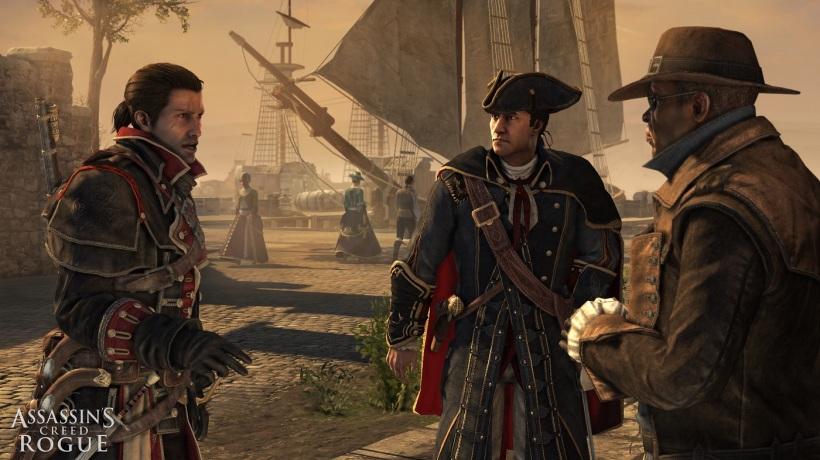431. Assassins Creed Rogue Review PC! Cormac dan master templar Haytham Kenway berunding menghancurkan kubu Assassins di Amerika serikat dan berhasil!
