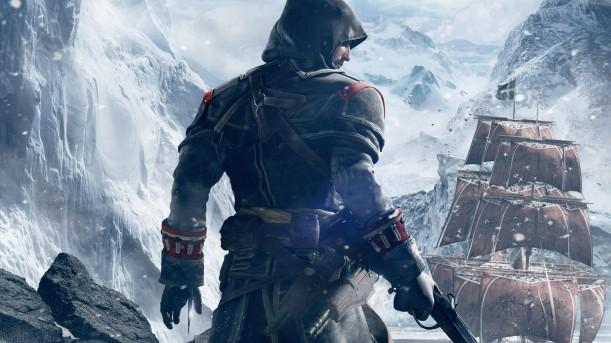 431. Assassins Creed Rogue Review PC! Pada kenyatannya sih si karakter utama jarang pake Hood nya