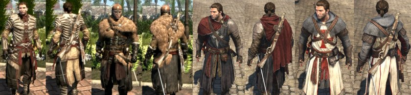 431. Assassins Creed Rogue Review PC! Armor legendaris Ac rogue. Gak ada yang keren kan?