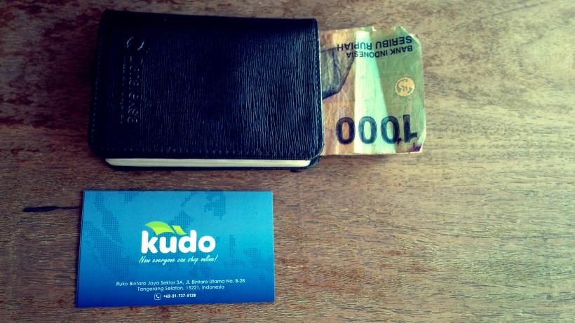 440. Whats Inside my UX Design bag !? Kartu nama dan Uang darurat