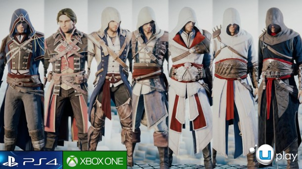 443. Game Assassins Creed terbaik! Boy band Assassins