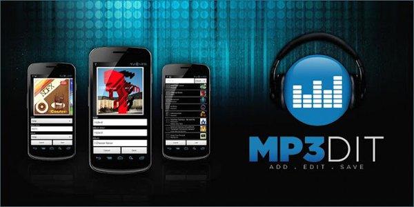 428. 5 App Android yang paling sering Saya gunakan! Mp3dit