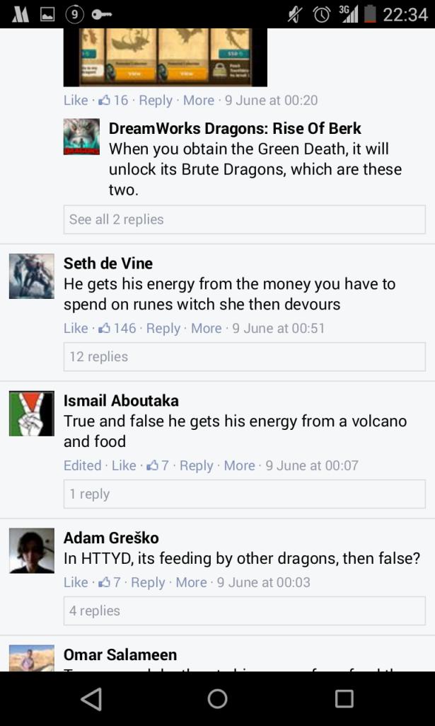 435. Game Design: Dragons Rise of berk dari cinta jadi benci!  Lihat jawaban dari Seth De vine.