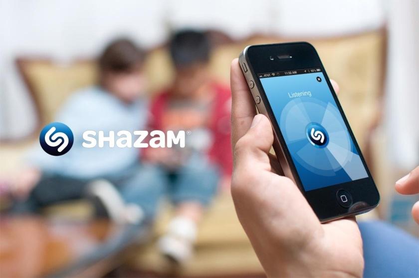428. 5 App Android yang paling sering Saya gunakan! shazam sang aplikasi ajaib!