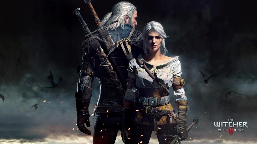 444. Witcher 3 Review dan tips! Geralt dan Ciri
